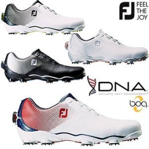 フットジョイ FOOTJOY New D.N.A. Boa ゴルフシューズ 2017年日本正規品|morita-golf