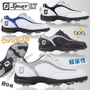 フットジョイ FOOTJOY SPORT LT Boa ゴルフシューズ スポーツLTボア 2017年日本正規品|morita-golf