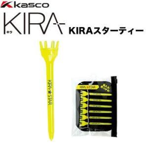 キャスコ KIRAスターティー(6本入り)|morita-golf