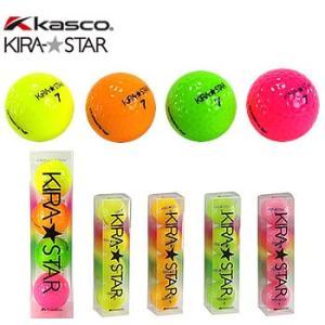 キャスコ ゴルフボール キラスター 4個入り 2013年モデル|morita-golf