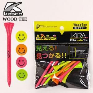 キャスコ KIRA smile ティー ロング|morita-golf