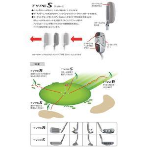 リンクス YS-ONE チッパー(TypeR/TypeS) オリジナルスチールシャフト 2015年モデル|morita-golf|03