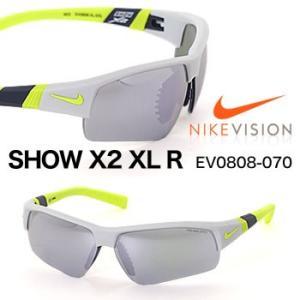 ナイキビジョン NIKE VISION ショウ SHOW X2 XL R EV0808 070|morita-golf