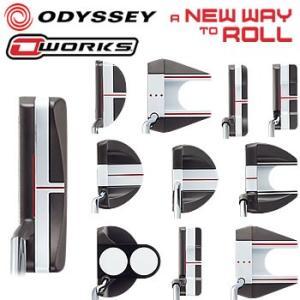 オデッセイ ODYSSEY オー・ワークス O-WORKS パター 2017年モデル 日本正規品|morita-golf