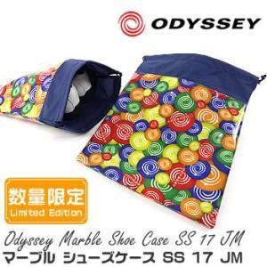 オデッセイ ODYSSEY マーブル シューズケース Marble Shoe Case SS 17 JM 2017年数量限定モデル日本正規品|morita-golf