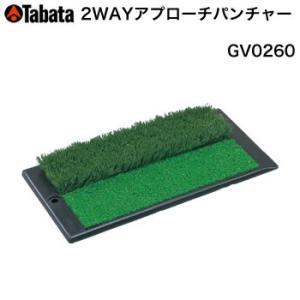 タバタ 2wayアプローチパンチャー GV-0260|morita-golf