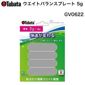 タバタtabata ウエイトバランスプレート5g GV-0622|morita-golf