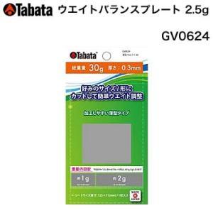 タバタtabata 薄型ウエイト30 GV-0624|morita-golf