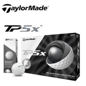 テーラーメイド TaylorMade TP5x ゴルフボール 1ダース12個入り 2019年モデル 日本正規品|morita-golf