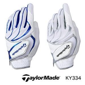 テーラーメイド TaylorMade TM インタークロス クール ゴルフグローブ KY334 2019年モデル|morita-golf