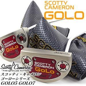 スコッティキャメロン SCOTTY CAMERON ゴーロー GOLOシリーズ パター タイトリスト Titleist 2014年日本正規品|morita-golf
