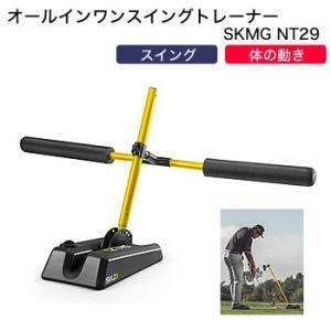 スキルズ 練習器具 ALL-IN-ONE SWING TRAINER オールインワンスイングトレーナー SKMG NT29|morita-golf