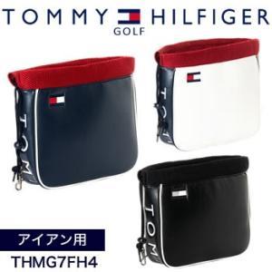 トミーヒルフィガーゴルフ TOMMY HILFIGER GOLF ベーシック アイアンカバー THMG7FH4 2017年モデル|morita-golf