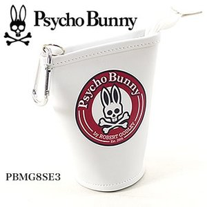 サイコバニー PsychoBunny カップ型ケース PBMG8SE3 2018年モデル|morita-golf