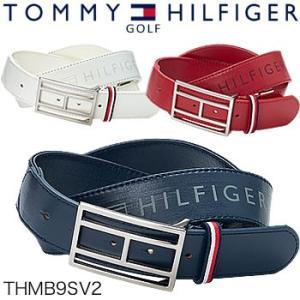 トミーヒルフィガーゴルフ TOMMY HILFIGER GOLF ストレッチベルト THMB9SV2 2019年モデル|morita-golf