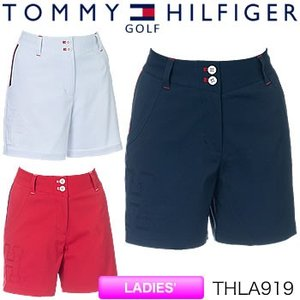 トミーヒルフィガーゴルフ TOMMY HILFIGER GOLF レディース ショートパンツ THLA919 2019年春夏モデル|morita-golf