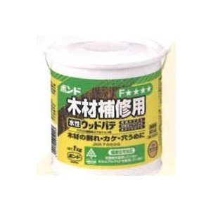 ボンド水性ウッドパテ 1K|moritada-05