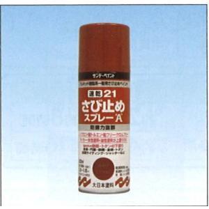サンデーペイント 速乾さび止めスプレーA 300ML 赤錆 moritada-05