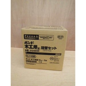 コニシ 木工用詰め替えセット 18K(3K×6)|moritada-05
