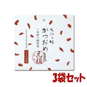 高知名物 「 かつおめしの素 (お土産用紙袋パッケージ) 2-3合用 」 3袋セット  近森産業|moritokuzo