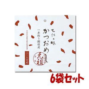 高知名物 「 かつおめしの素 (お土産用紙袋パッケージ) 2-3合用 」 6袋セット  近森産業|moritokuzo