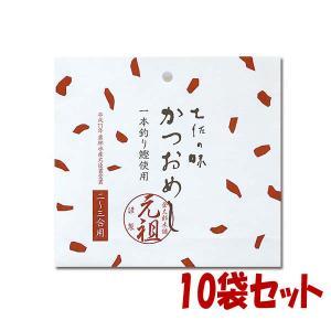 高知名物 「 かつおめしの素 (お土産用紙袋パッケージ) 2-3合用 」 10袋セット  近森産業|moritokuzo