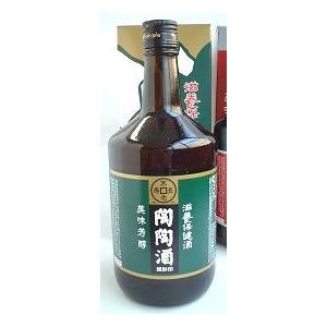 「頑張り屋のお父さんに」毎日続けて飲みたい 陶陶酒  銭型印(辛口) 1000ml 29度|moriuchi39
