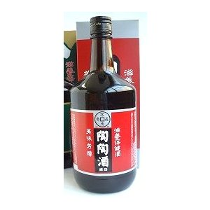 「お母さんも飲めます」続けて飲みたい 陶陶酒 銀印(甘口) 1000ml 12度|moriuchi39