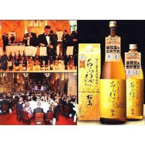磨き蒸留 芋 焼酎  あらわざ 桜島 25度1.8Lびん 本坊 酒造6本まとめて|moriuchi39|04