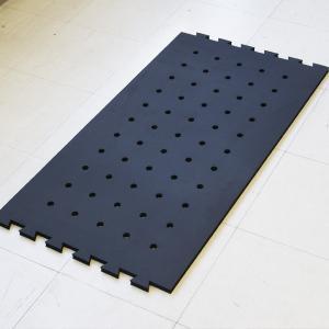 疲労軽減マット ジョイントタイプ 大 (厚)15mm×500mm×970mm SF-A311|moriya-honpo