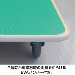 すべり止め付き合板台車 SF-E001 900×600|moriya-honpo|05