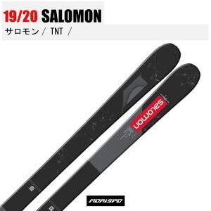 SALOMON サロモン TNT ティーエヌティー L40854500 19-20 スキー 板 単品...