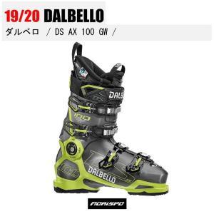 2020 DALBELLO ダルベロ DS AX 100 GW ディーエス 102mm ANTHRA...
