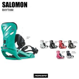 SALOMON サロモン RHYTHM リズム 17-18 スノーボード ビンディング バインディン...