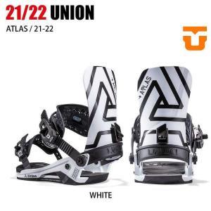 2022 UNION ユニオン ATLAS アトラス WHITE 21-22  ボード金具 スノーボ...