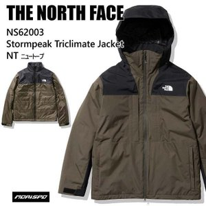 THE NORTH FACE ノースフェイス ウェア NS62003 STORMPEAK TRICL...