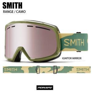 SMITHの入門ゴーグル!長い世代にわたりスノーゴーグルの正統スタイルとされた基本デザインを現代版に...