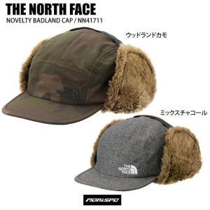 THE NORTH FACE / ザ ノースフェイス / NN41711 ノベルティーバッドランドキャップ / [モリスポ] キャップ