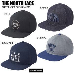 THE NORTH FACE / ザ ノースフェイス / NN41811 TNF トラッカー / [モリスポ] キャップ