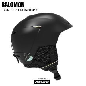SALOMON サロモン ICON LT アイコンLT L4116010056 ブラック スキー ス...