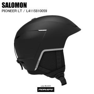 SALOMON サロモン PIONEER LT パイオニア L4115810059 ブラック スキー...