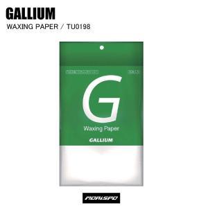 GALLIUM ガリウム スキー スノーボード メンテナンス用品 チューンナップ TU0198 ワク...