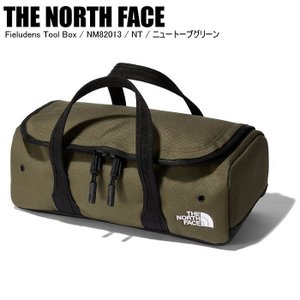 THE NORTH FACE ノースフェイス Fieludens Tool Box フィルデンス ツールボックス NM82013 NT ニュートープ アウトドア モリヤマスポーツ PayPayモール店