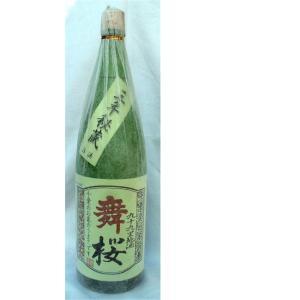 千葉の酒 舞桜 辛口純米 17度1800mlx6本まとめて moriyasyuzo