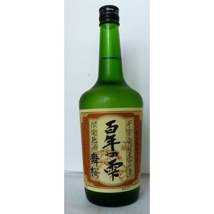 舞桜 百年の雫 19度720ml|moriyasyuzo