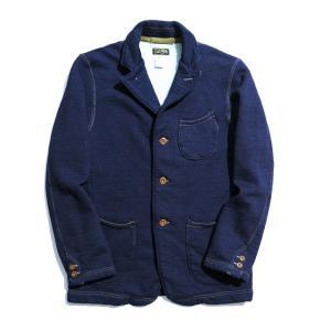 COLIMBO/コリンボ BELMONT PARK JKT ベルモントパークジャケット インディゴ|morleyclothing