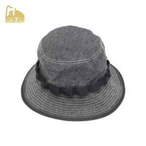 COLIMBO/コリンボ TAMPA-BAY BOONIE HAT MOCKBLACK|morleyclothing