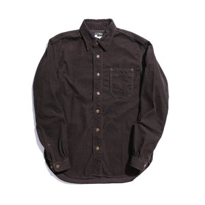 COLIMBO/コリンボ SANDLEAD WORK SHIRT ブラウン|morleyclothing