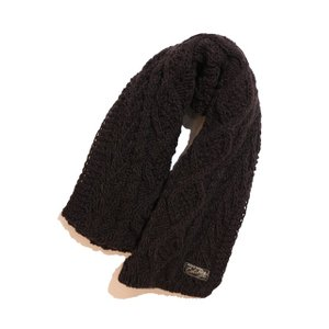 COLIMBO/コリンボ HIGH LANDER KNIT SCARF DIOS ダークブラウン|morleyclothing
