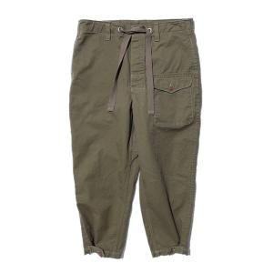 COLIMBO/コリンボ HEREFORD S.A.S OVER TROUSERS OD Green|morleyclothing